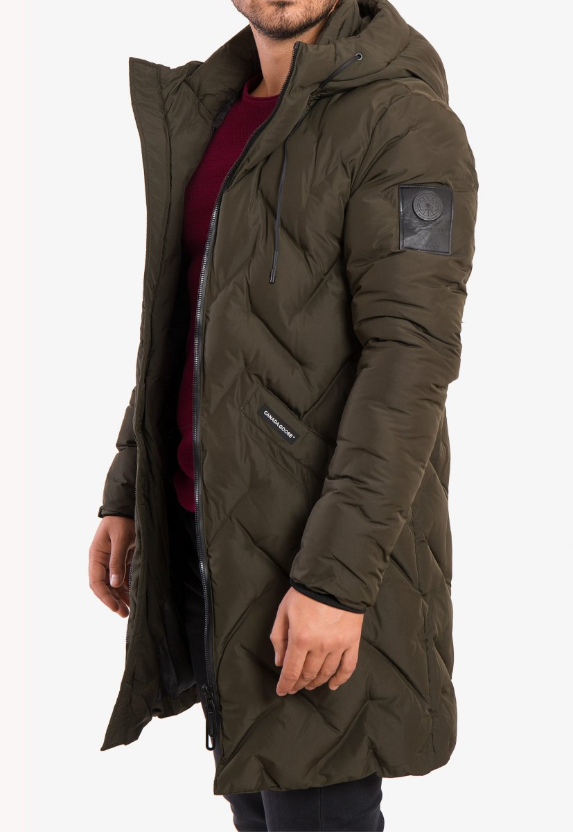Куртка хаки TREND 8-99 - Фото