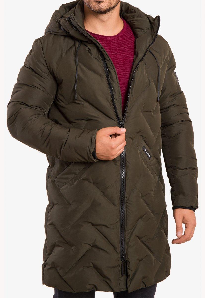 Куртка хаки TREND 8-99 - Фото 1