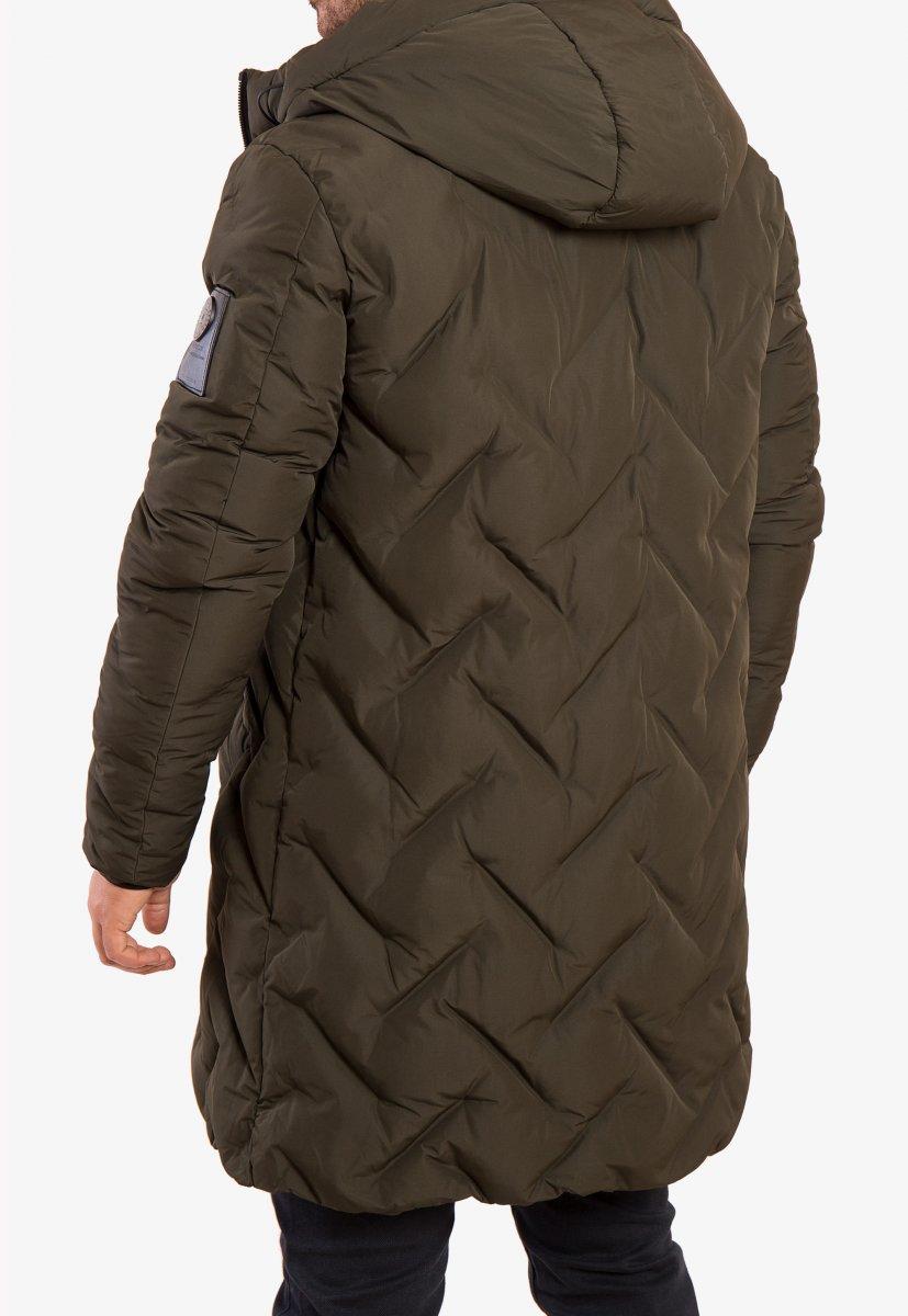 Куртка хаки TREND 8-99 - Фото 2