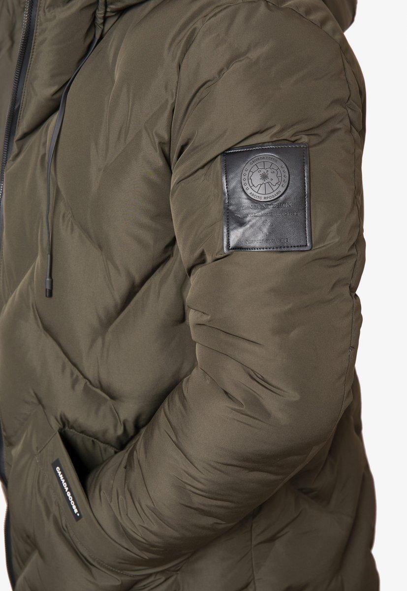 Куртка хаки TREND 8-99 - Фото 3