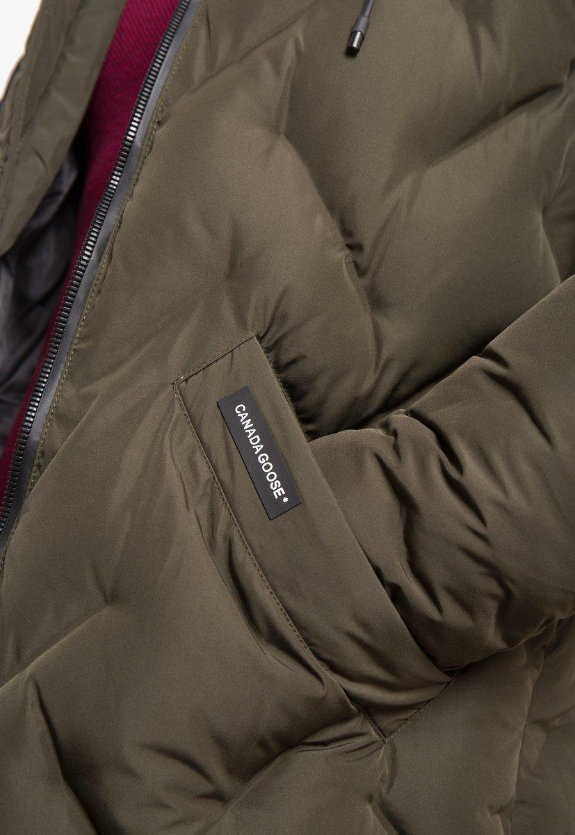 Куртка хаки TREND 8-99 - Фото 4