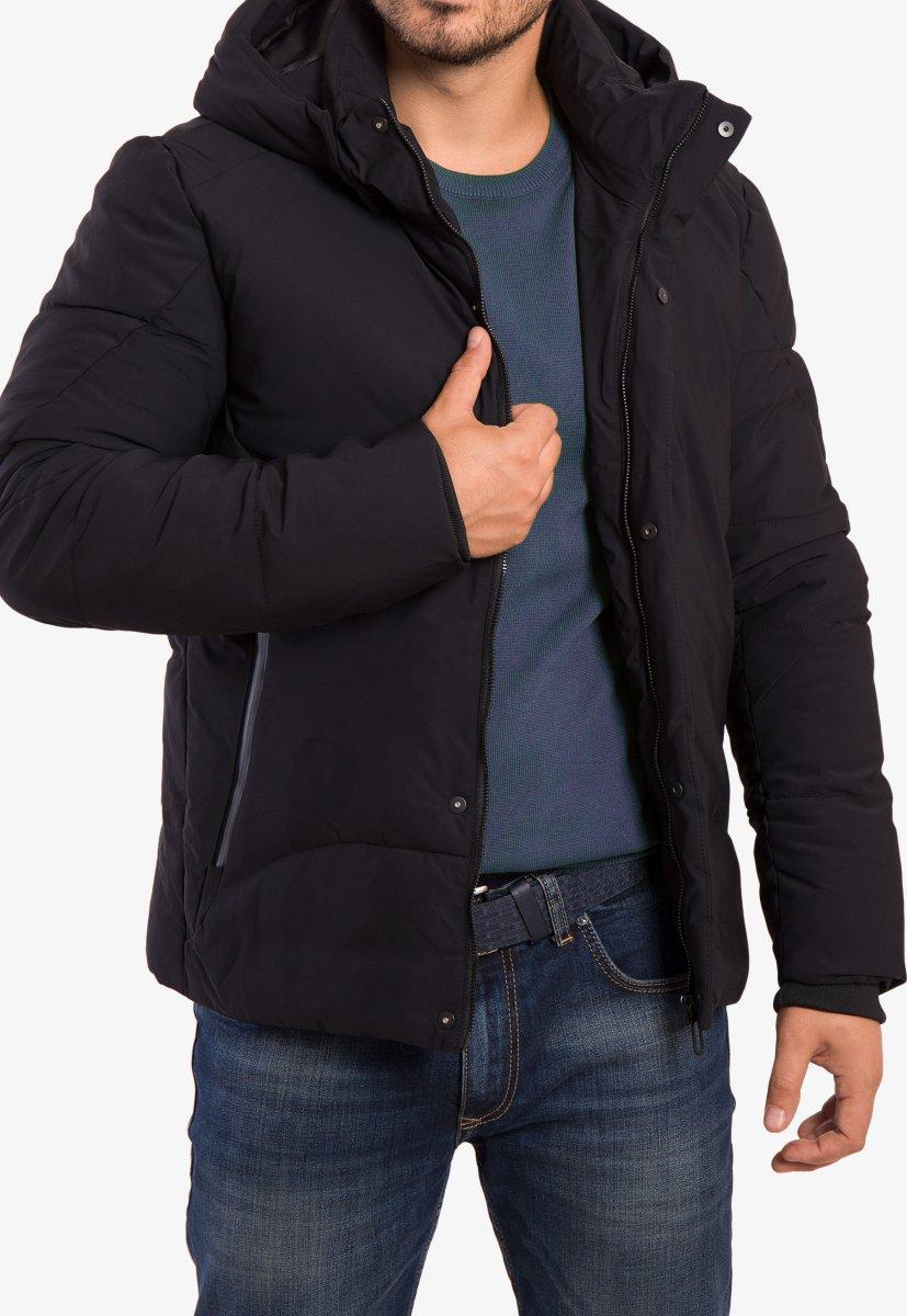 Куртка синяя TREND 6600 - Фото
