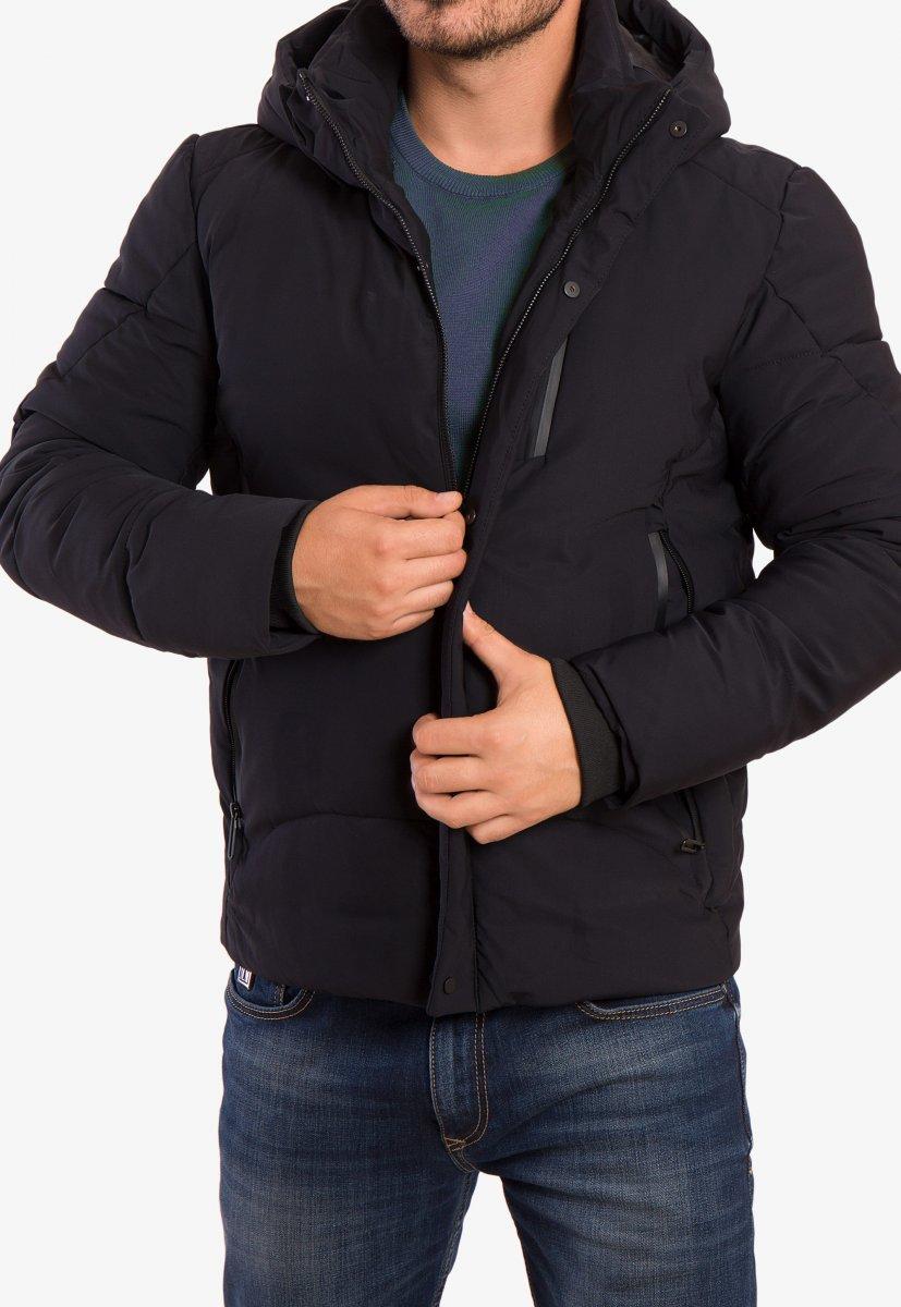 Куртка синяя TREND 6600 - Фото 1