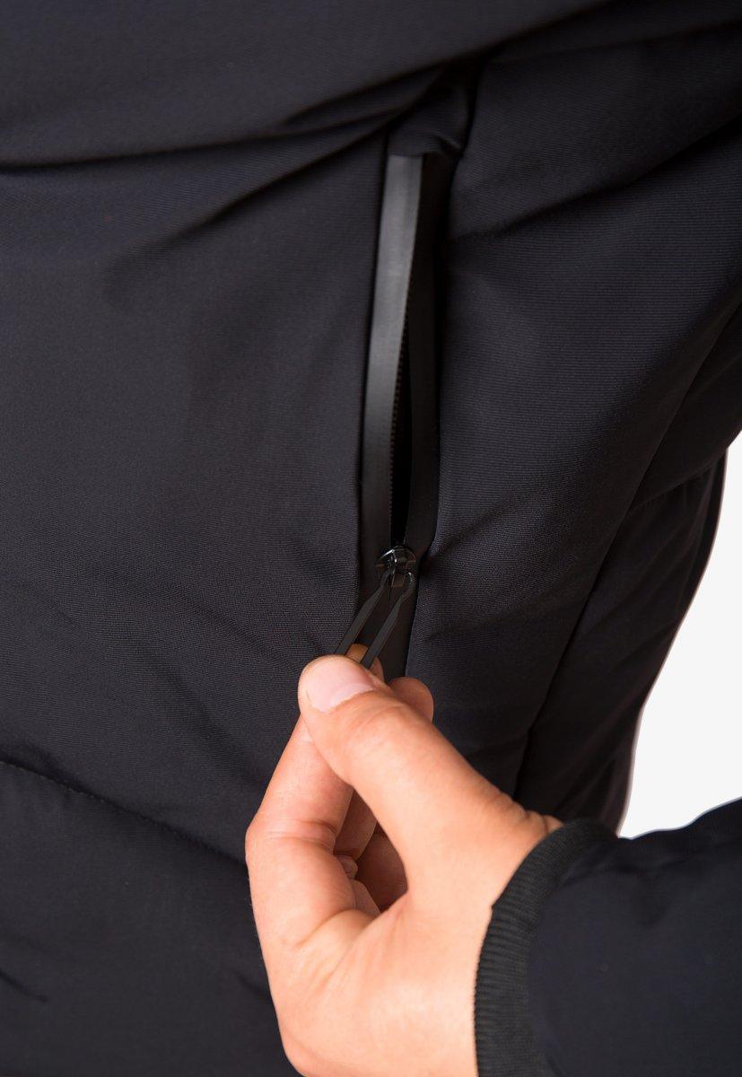 Куртка синяя TREND 6600 - Фото 3