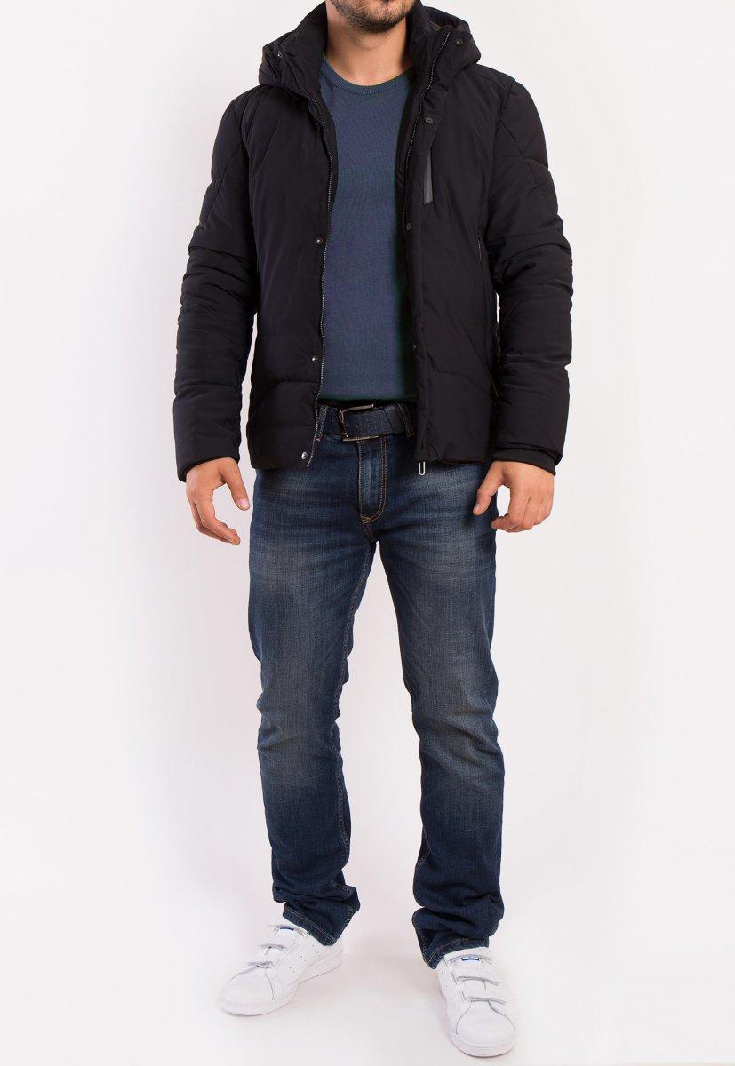 Куртка синяя TREND 6600 - Фото 6