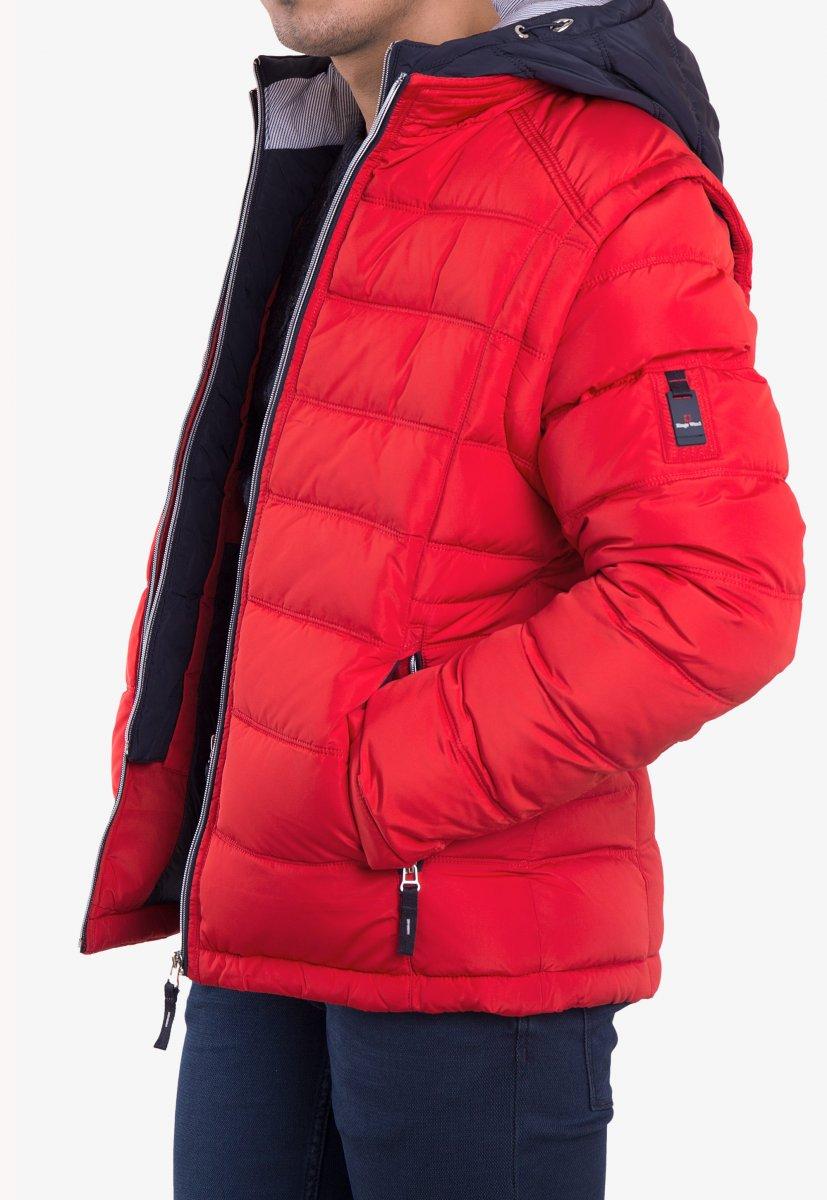 Куртка красная TREND 6W77 - Фото 1