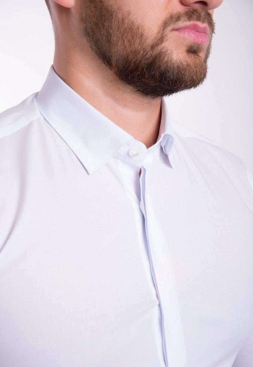 Рубашка Trend Collection U02-1100 Белый - Фото