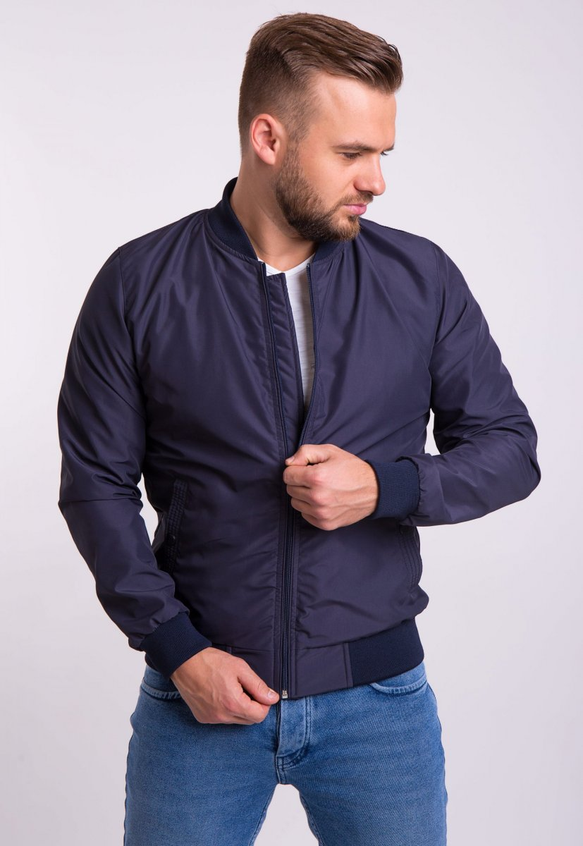 Куртка TREND Синий M-160 - Фото 1