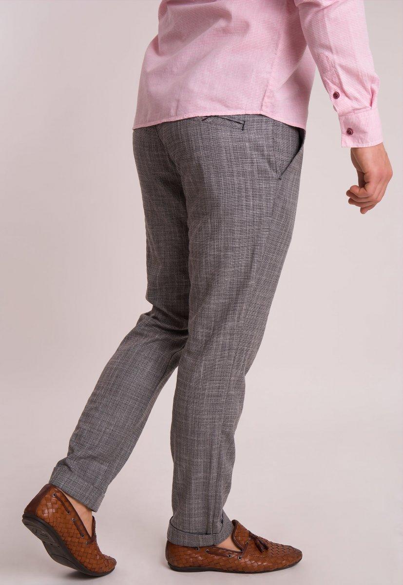 Брюки Trend Collection Серый (GREY) 3902 - Фото