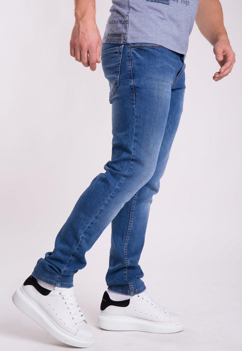 Джинсы Trend Collection 12348 Синий - Фото