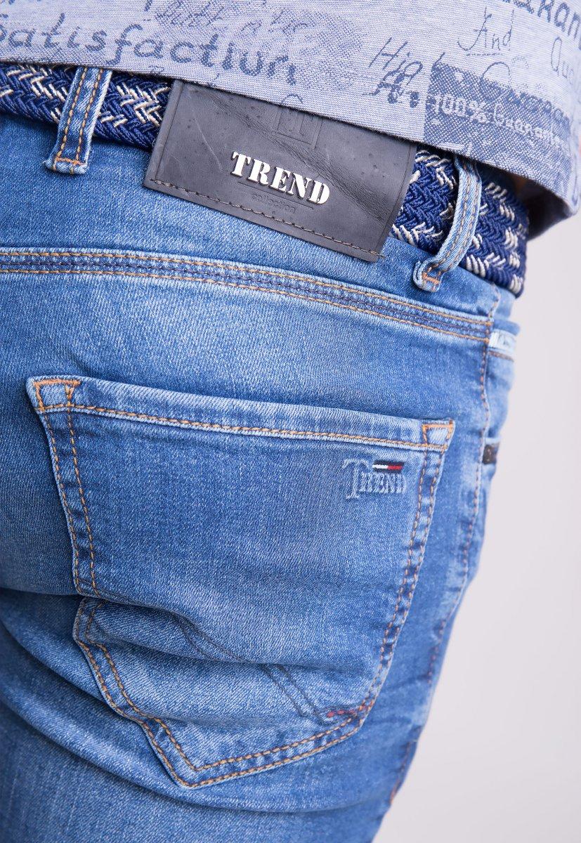 Джинсы Trend Collection 12348 Синий - Фото 1