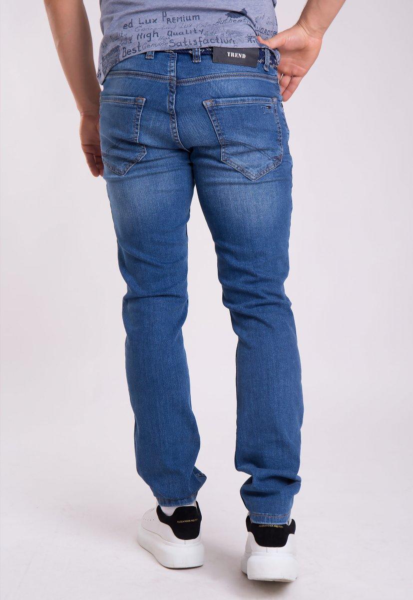 Джинсы Trend Collection 12348 Синий - Фото 2