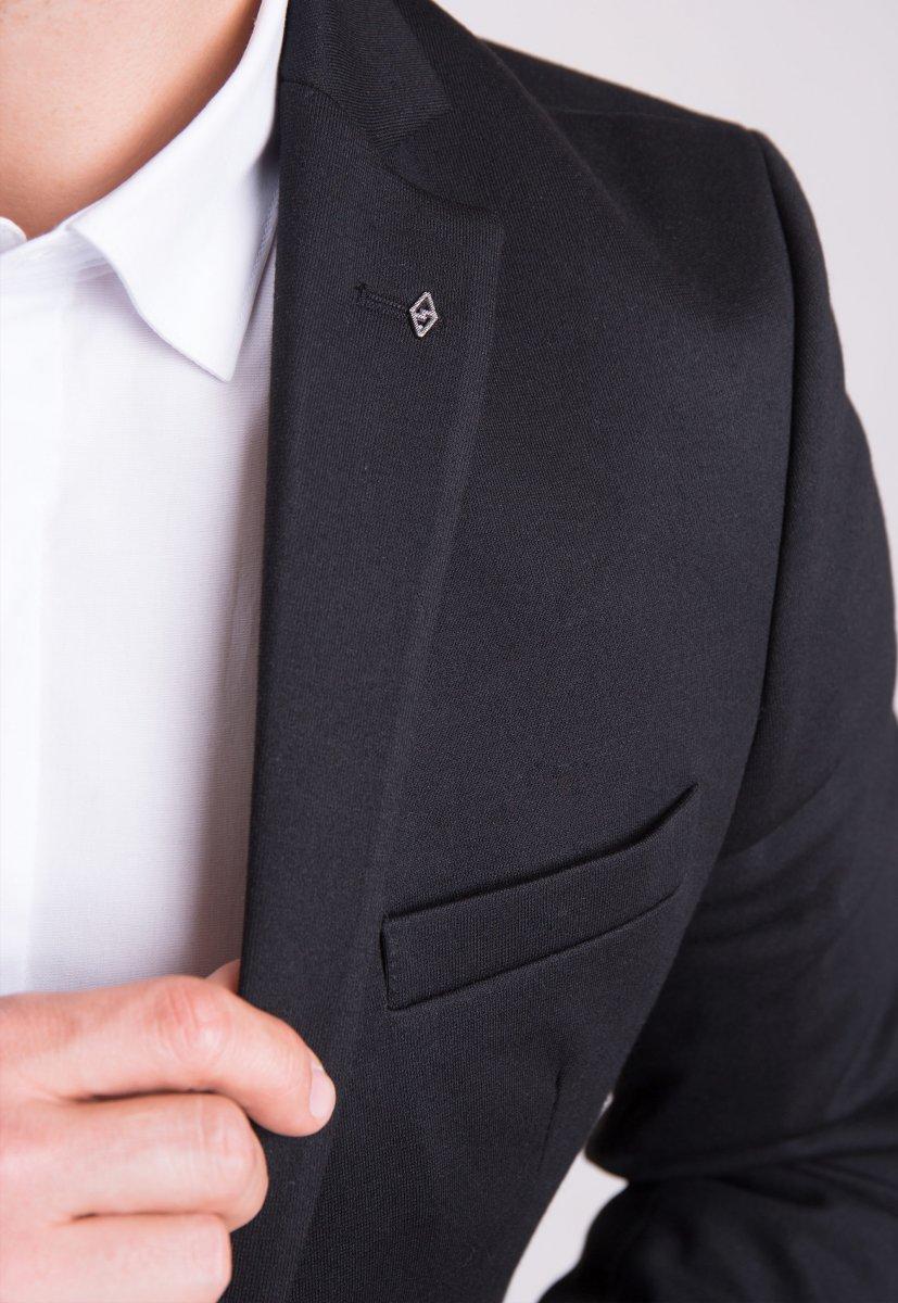 Пиджак Trend Collection 6179 Черный - Фото 1