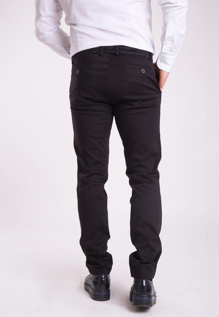 Брюки Trend Collection Черный G831 - Фото 1