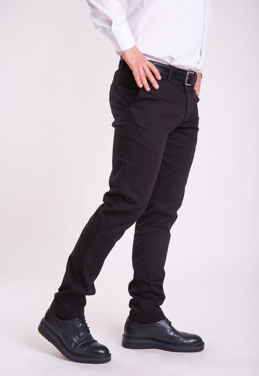 Брюки Trend Collection Черный G831 - Фото 2