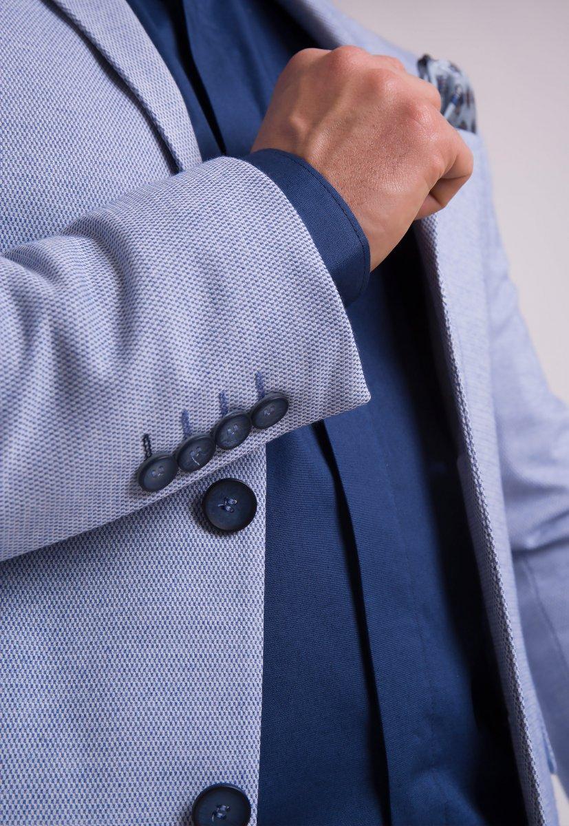 Пиджак Trend Collection 3820 Небесный - Фото