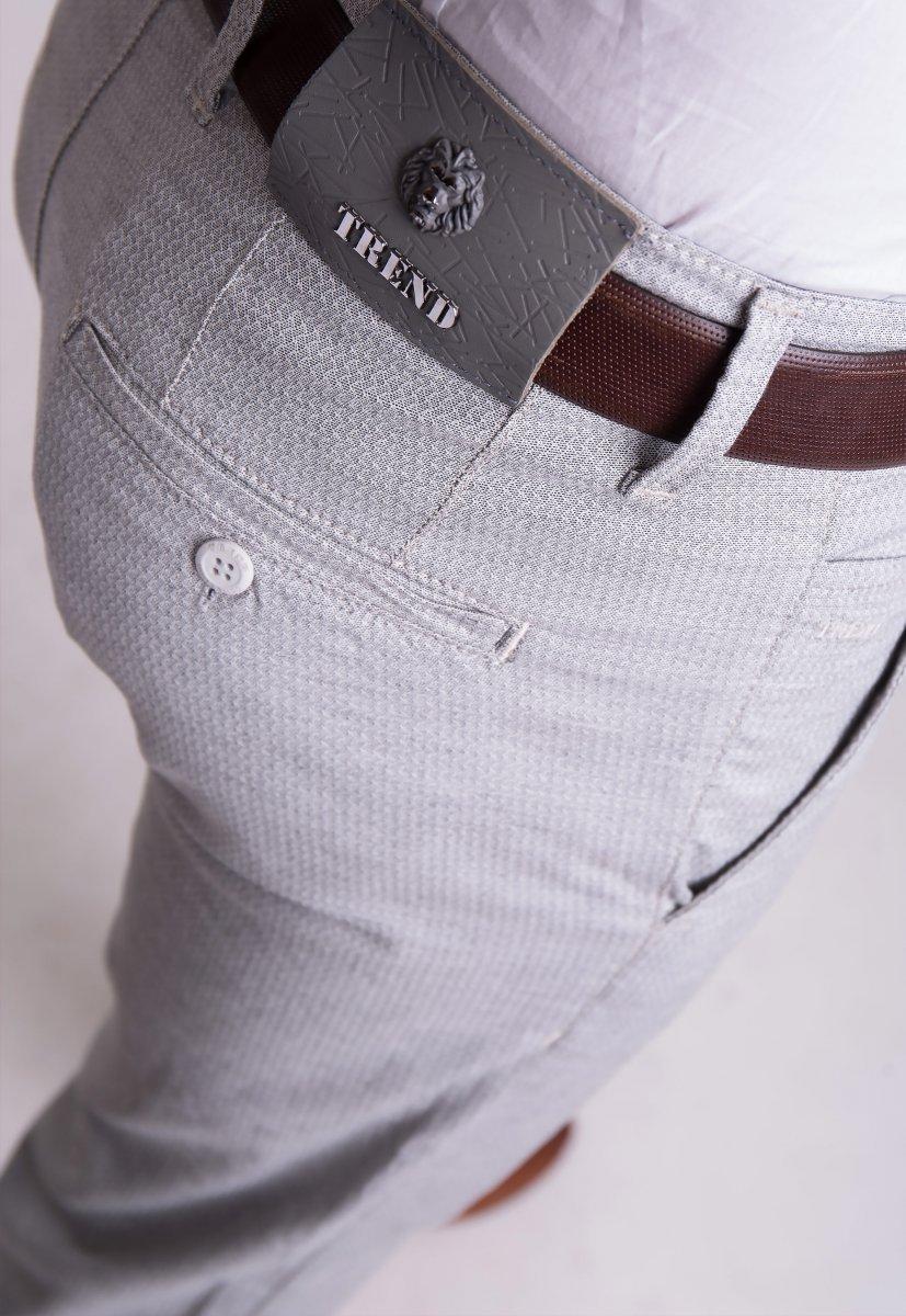Брюки Trend Collection Бежевый (BEJ) 12318 - Фото