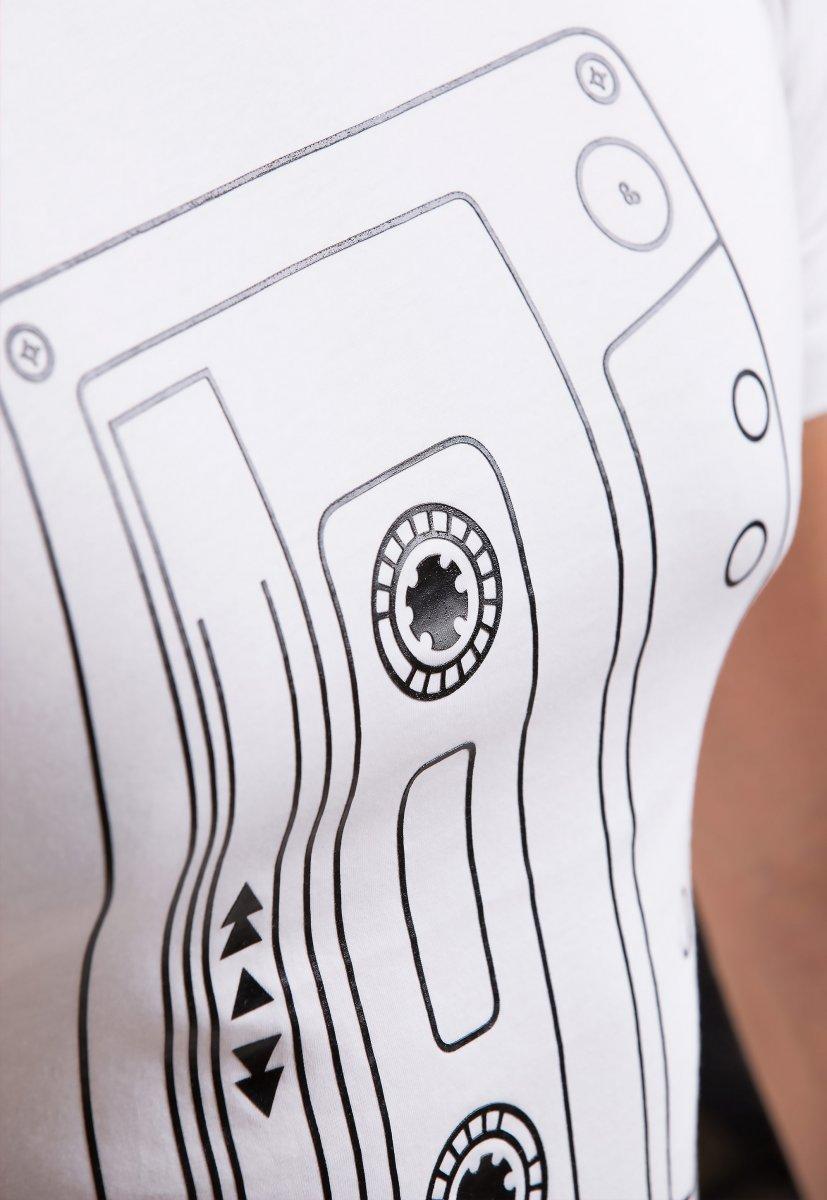 Футболка TREND Белый + кассета 6901 - Фото 1