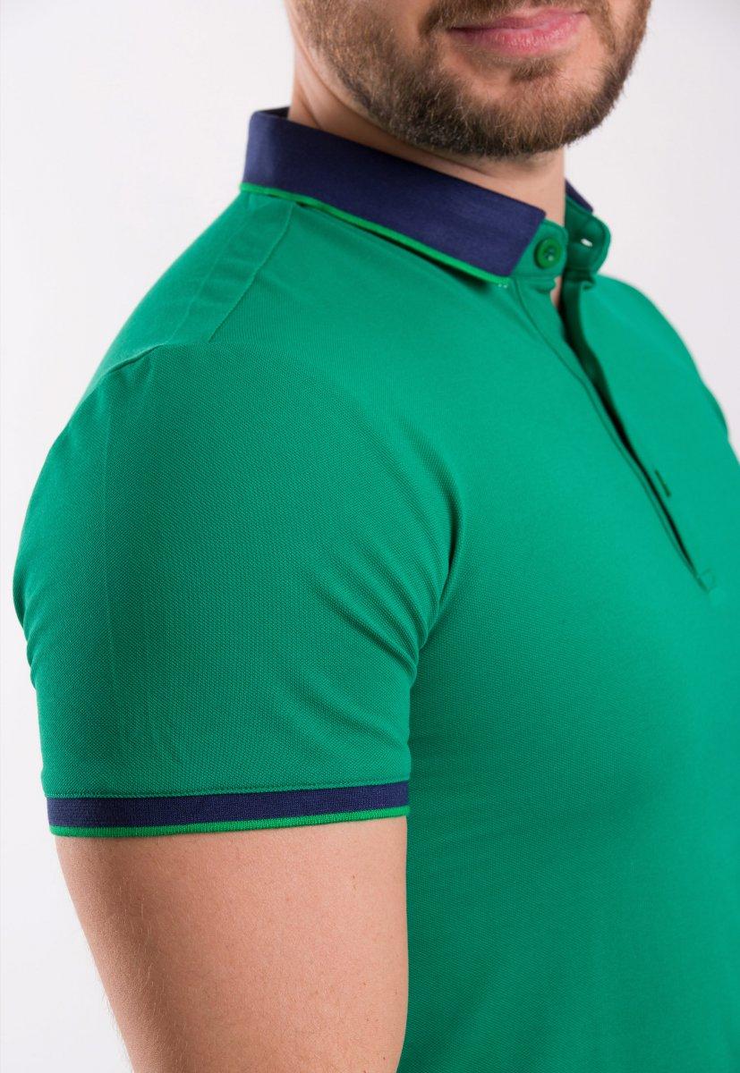 Футболка Trend Collection 5097 Зеленый - Фото