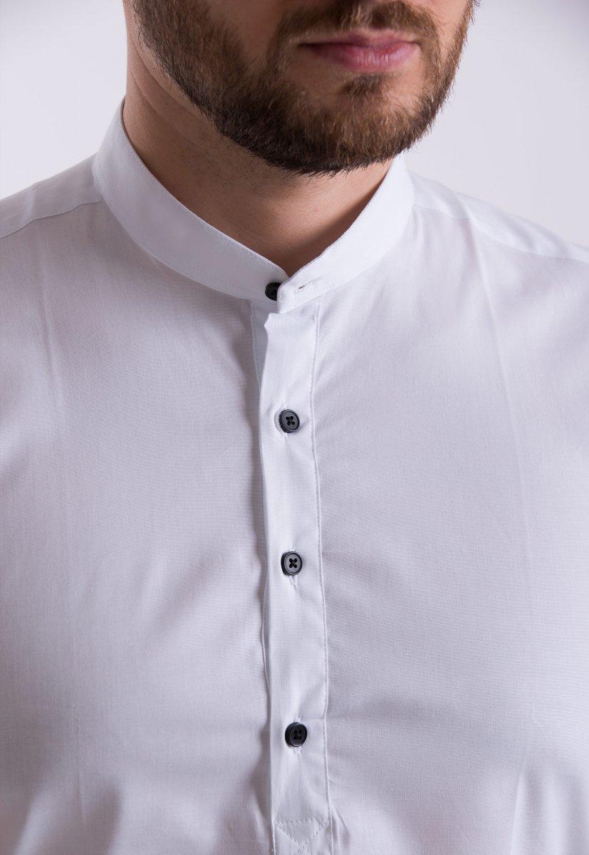 Рубашка Trend Collection K02-1048-2 Белый - Фото