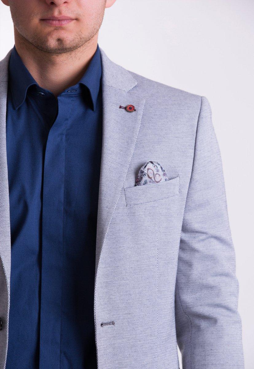 Мужской костюм (3820, G831, U02-1100.) - Фото