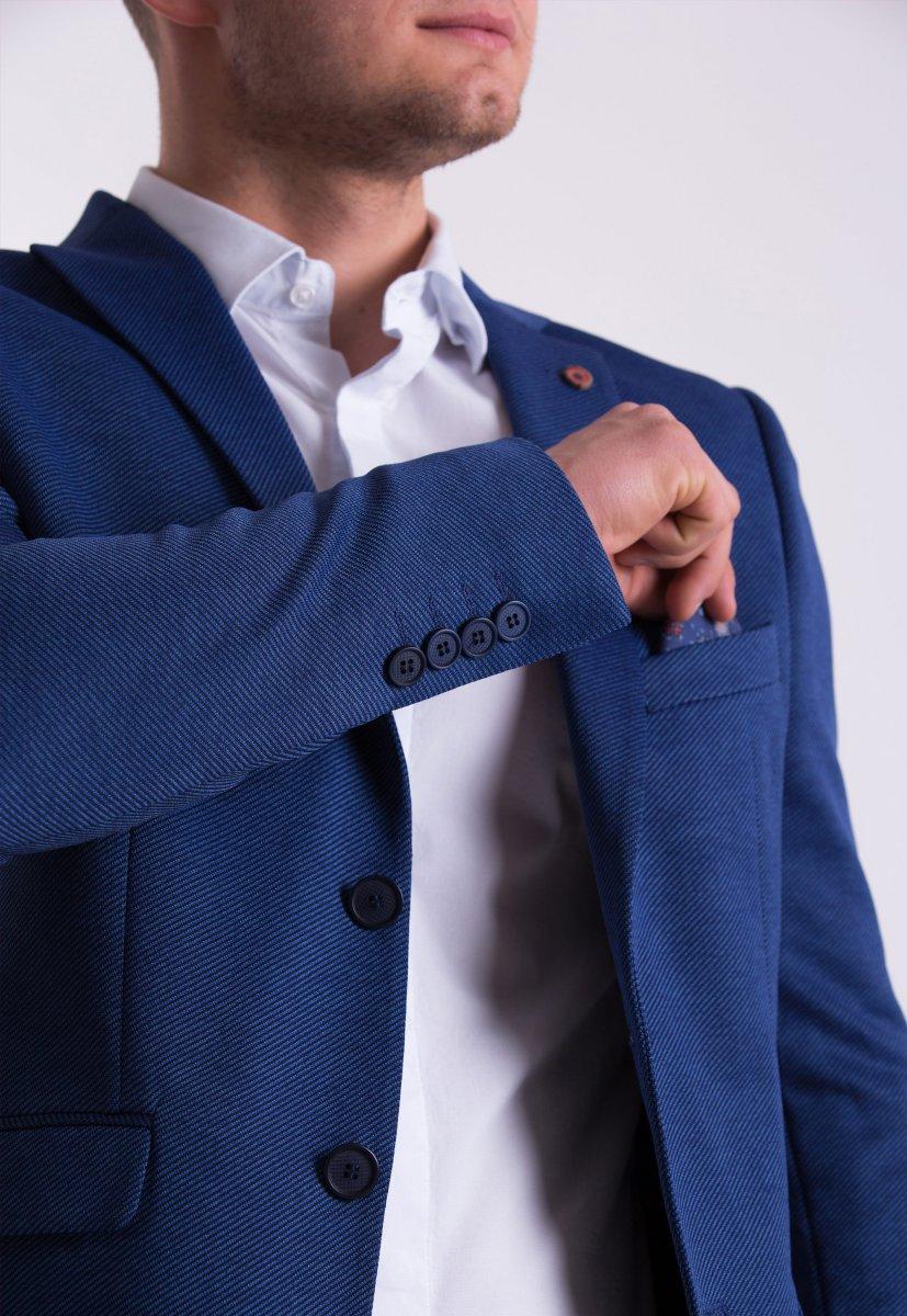 Мужской костюм (3760, G831, U02-1100.) - Фото