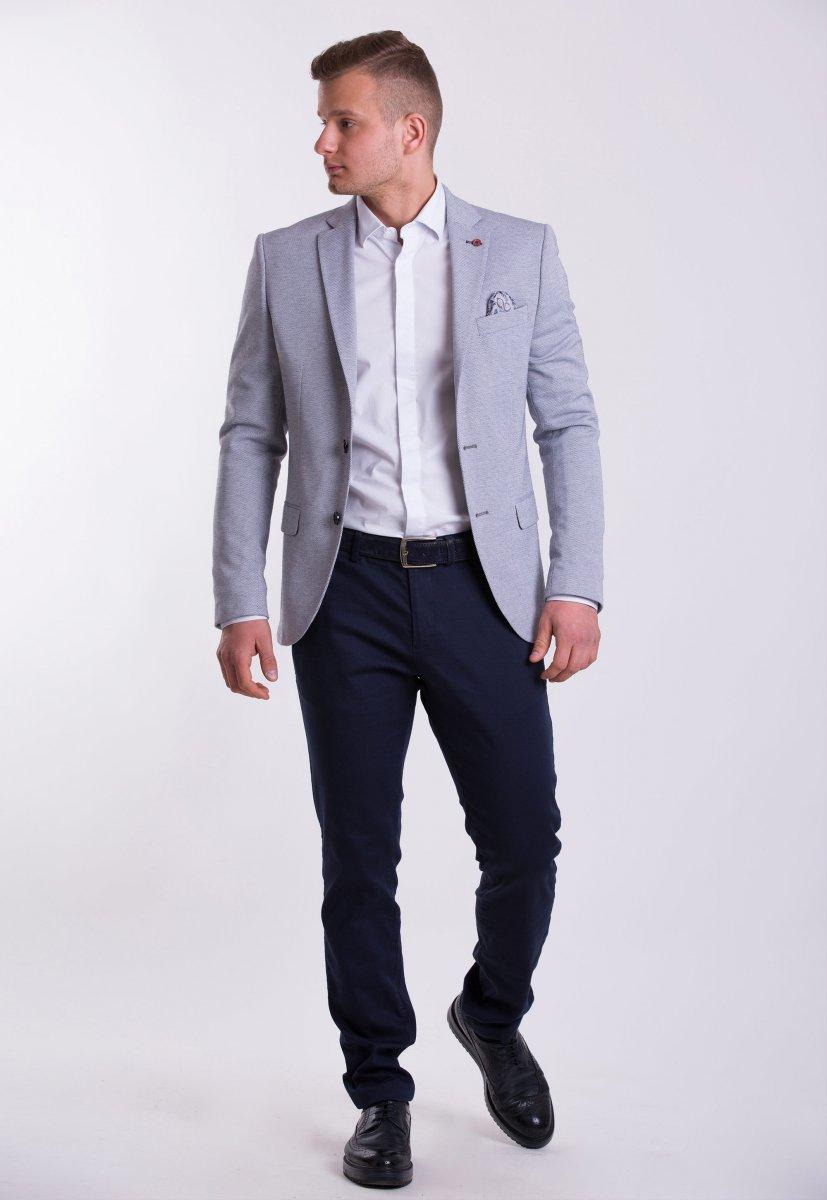 Пиджак Trend Collection 3820 Серый - Фото