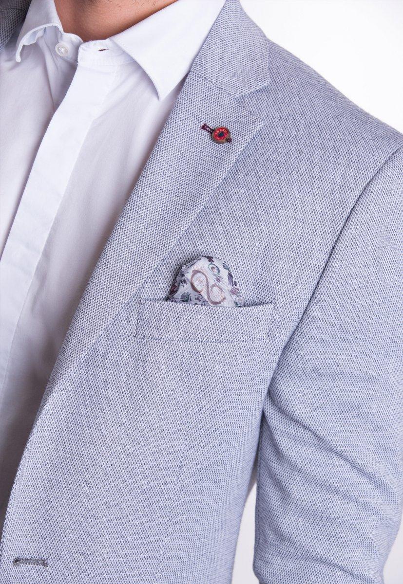 Пиджак Trend Collection 3820 Серый - Фото 1