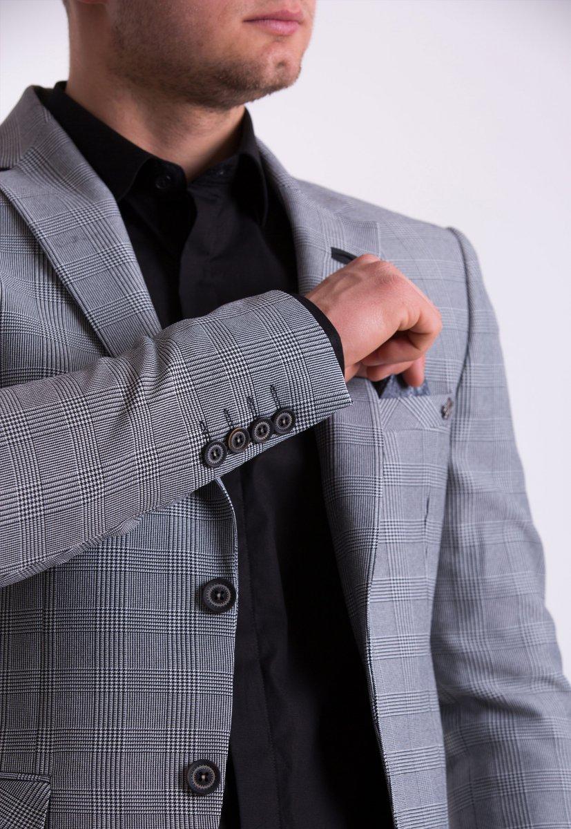 Мужской костюм (TJK-01, G831, U02-1100.) - Фото 2