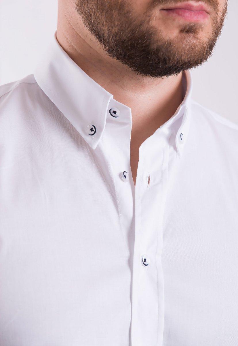 Рубашка Trend-Collection 02-330 Белый - Фото