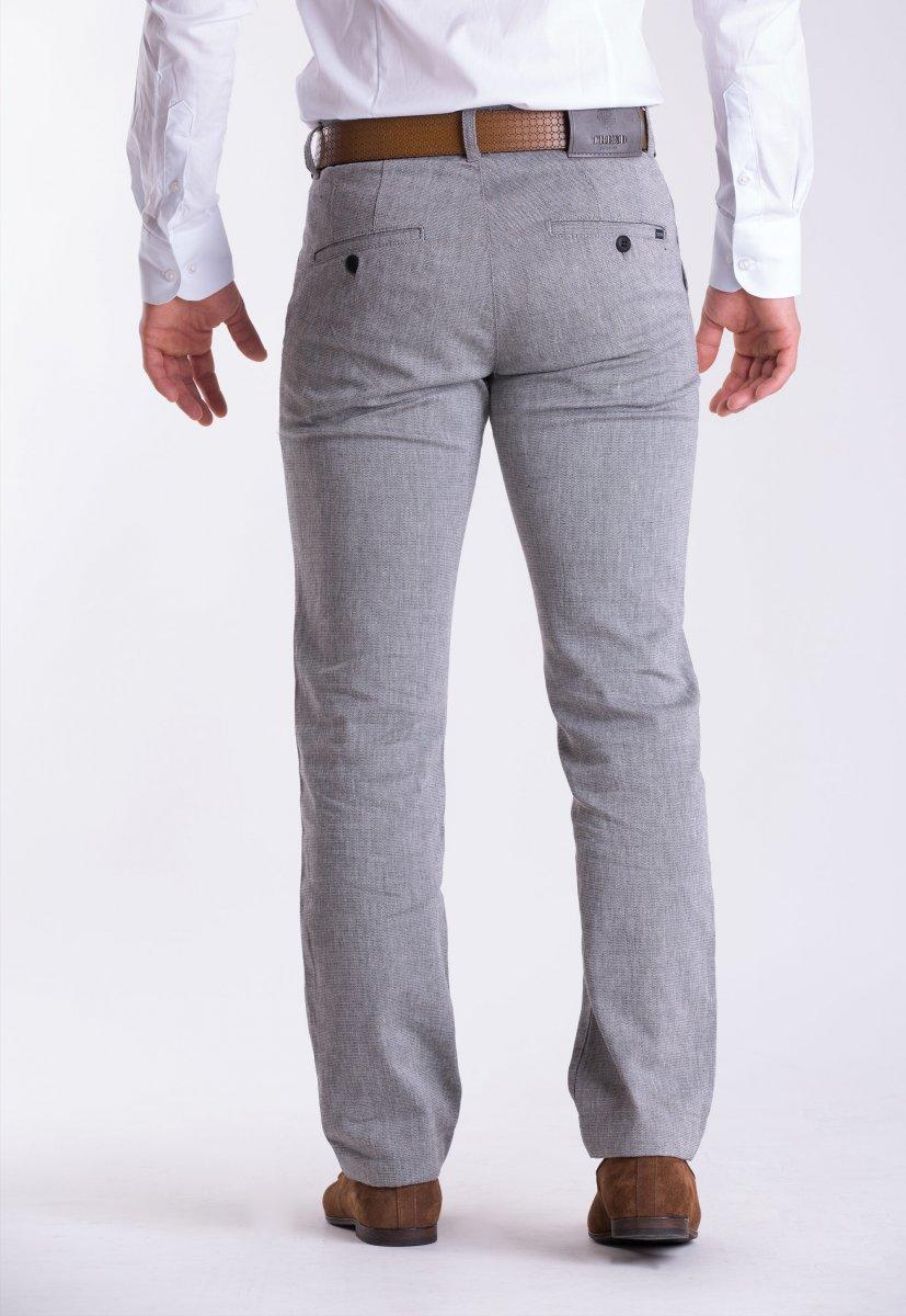 Брюки Trend Collection 12344 Светло-серый - Фото 1