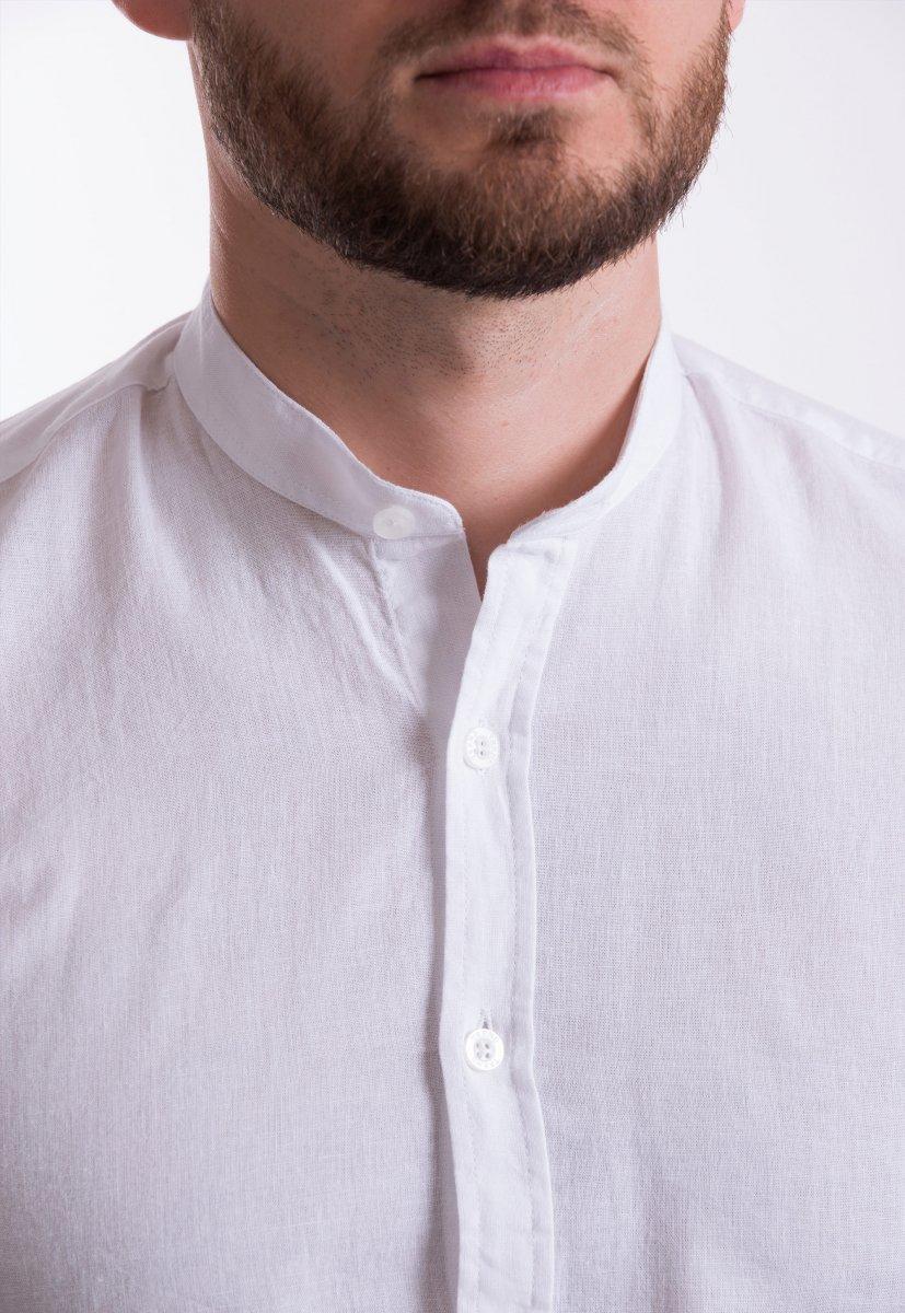 Рубашка Trend Collection U02-1046 Белый - Фото