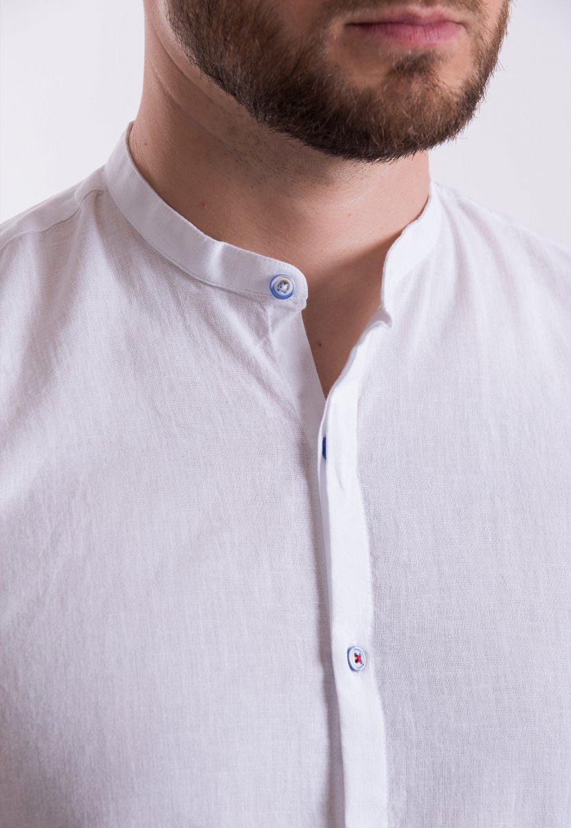 Рубашка Trend Collection U02-1105 Белый - Фото