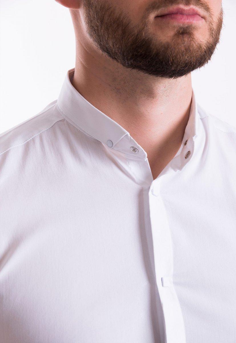 Рубашка Trend Collection 3172 Белый - Фото