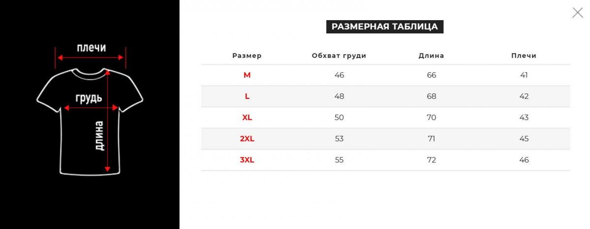 Футболка Trend Collection 6912 Серый + чувак - Фото 1