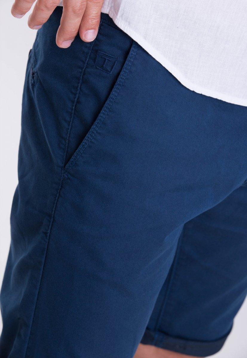 Шорты Trend Collection12302 Синий - Фото 2