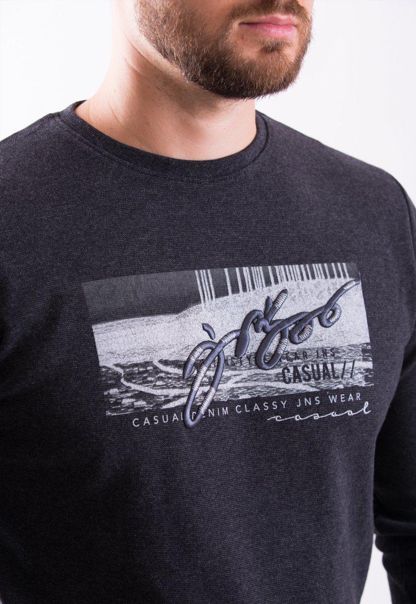 Реглан Trend Collection 3121 темно-серый - Фото