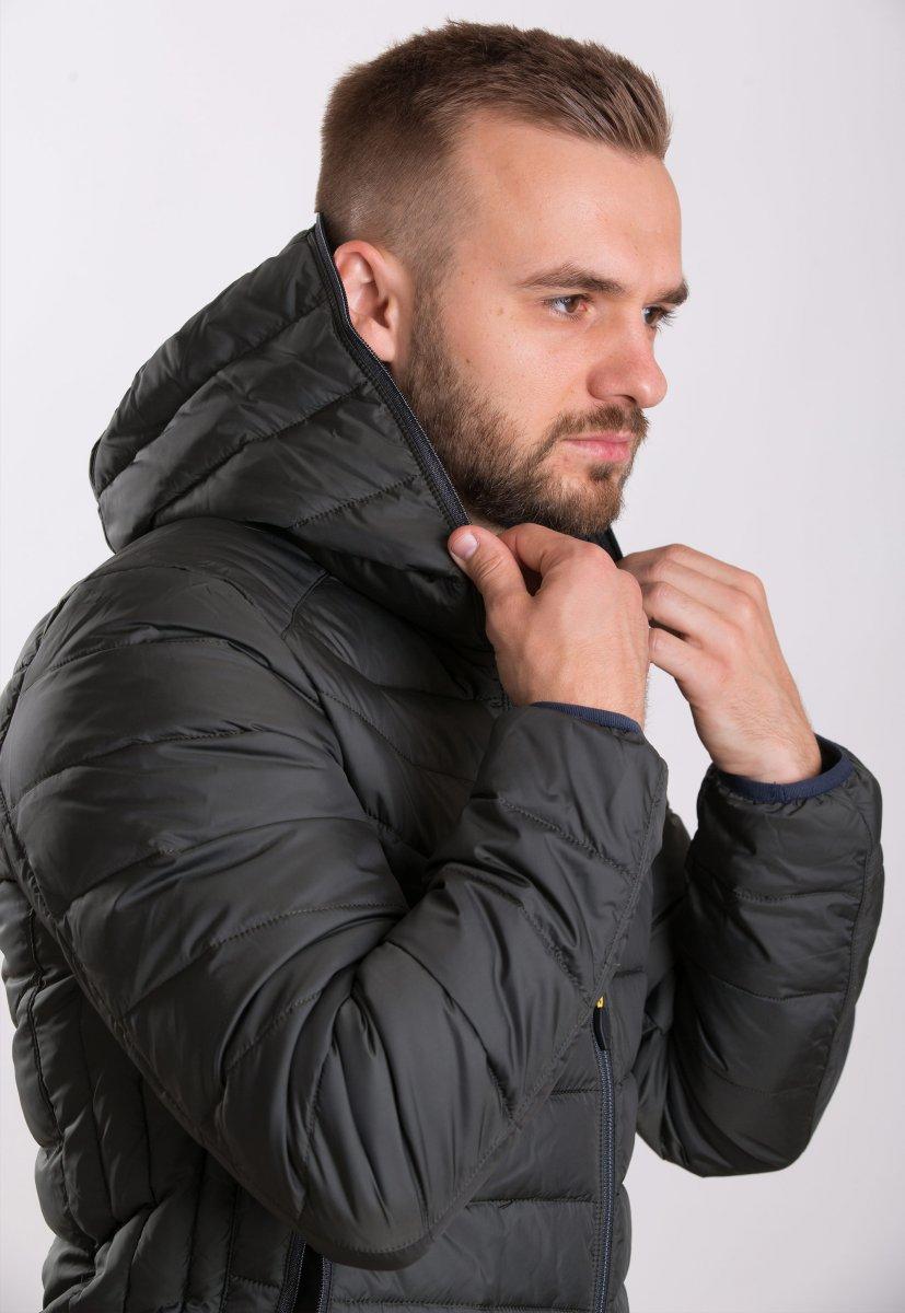 Куртка Trend Collection 9W42 Темно - зеленый (HAKI) - Фото