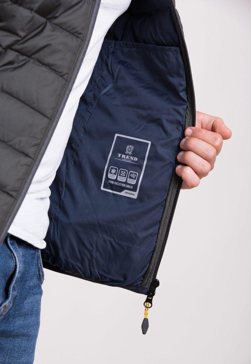 Куртка Trend Collection 9W42 Темно - зеленый (HAKI) - Фото 3