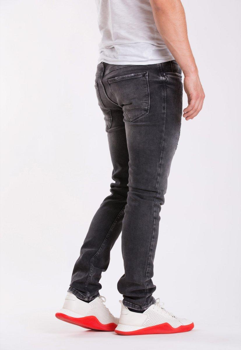 Джинсы Trend Collection 436-04 (34рост) Серый - Фото