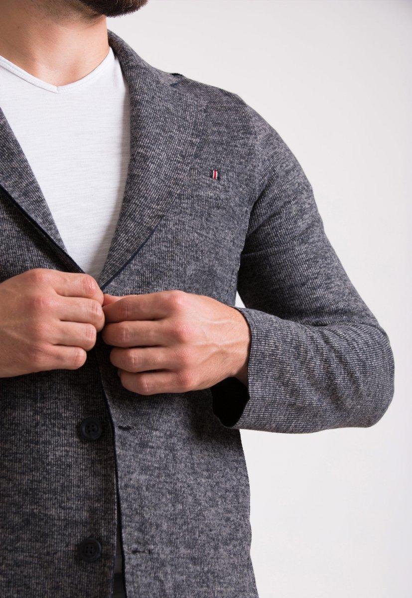 Кардиган Trend Collection S 77 Серый - Фото