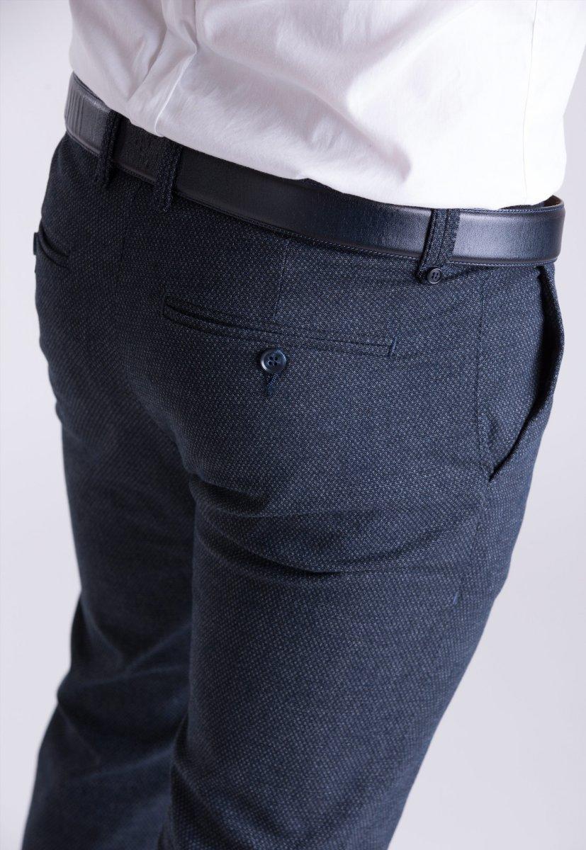 Брюки Trend-Collection 892 Серо-синий (NAVY) - Фото 1