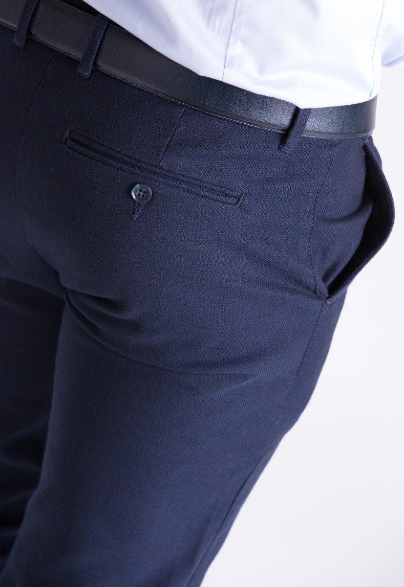 Брюки Trend-Collection  985 Синий (NAVY) - Фото 1