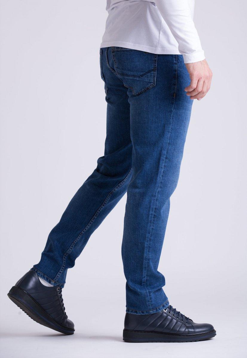 Джинсы Trend-Collection 12436 Синий - Фото