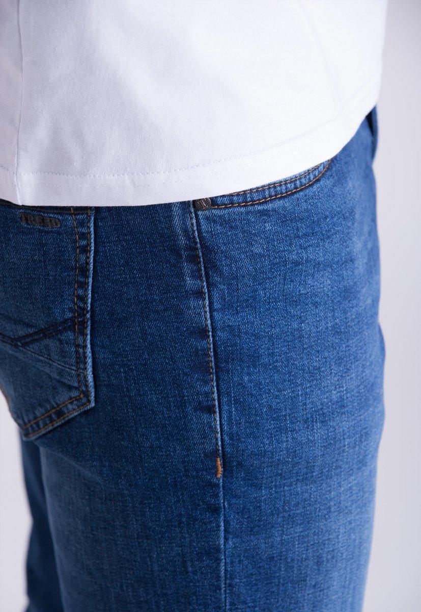 Джинсы Trend-Collection 12436 Синий - Фото 1