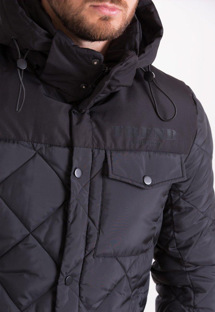 Куртка Trend Collection 19-18 Черный - Фото 1