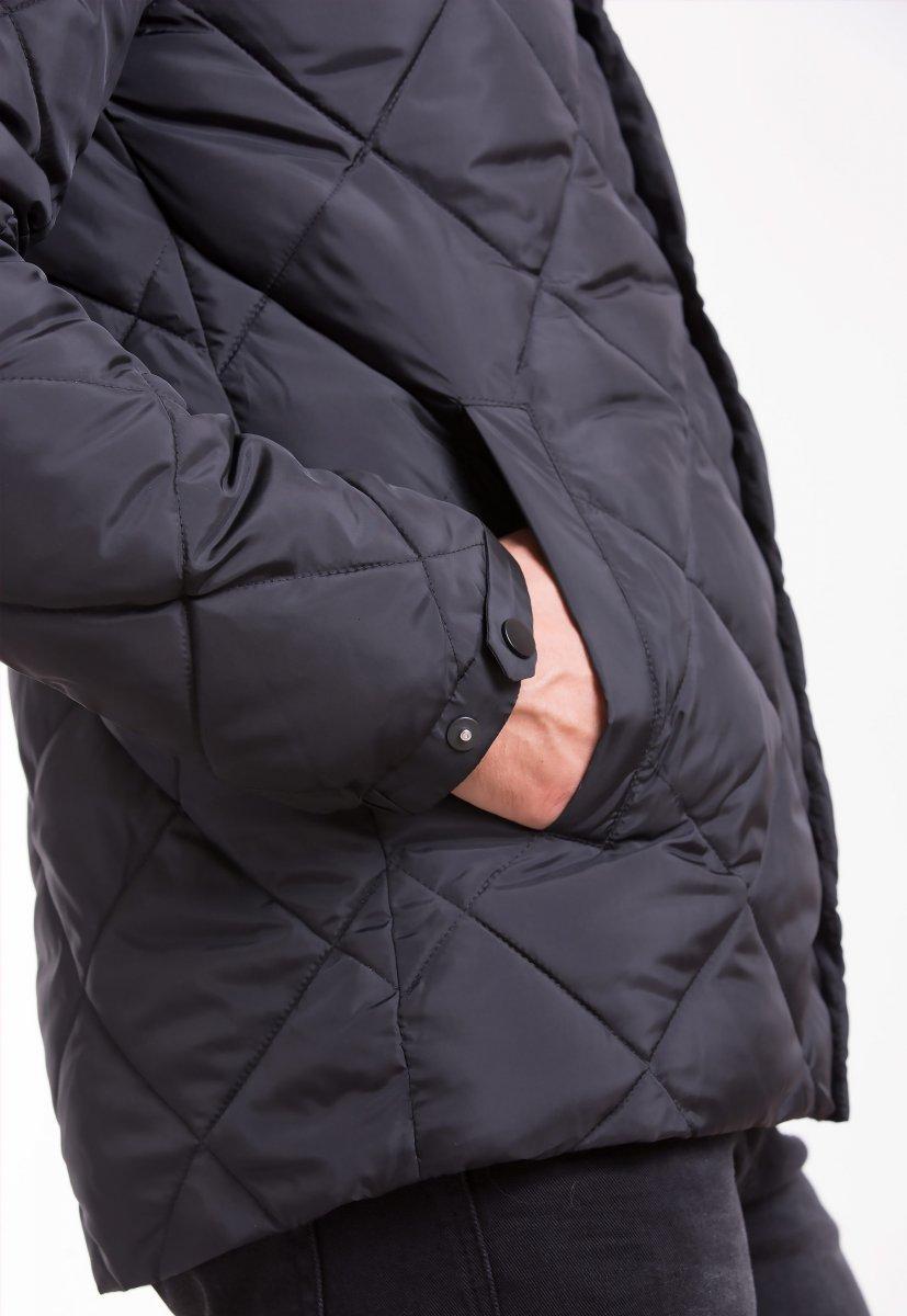 Куртка Trend Collection 19-18 Черный - Фото 2