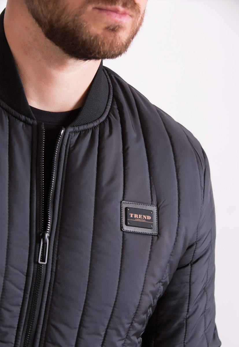 Куртка Trend Collection 918 Черный - Фото