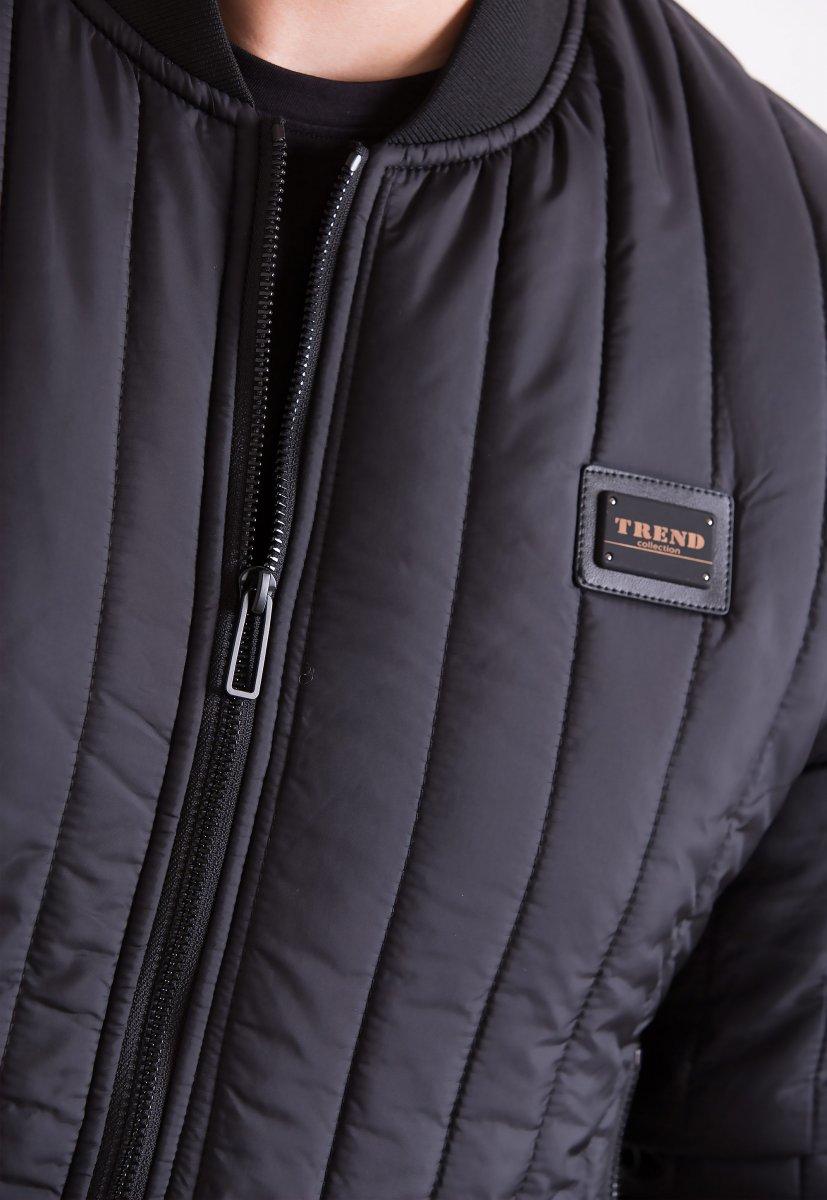 Куртка Trend Collection 918 Черный - Фото 1