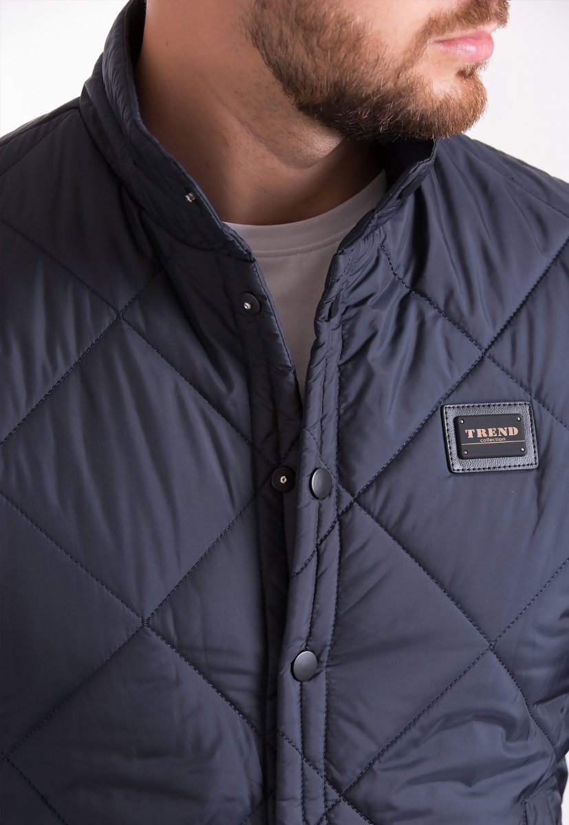 Куртка Trend Collection 960 Синий - Фото 2